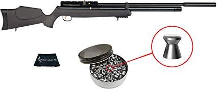 Пневматическая винтовка Hatsan AT44-10 Wood PCP. фото №2