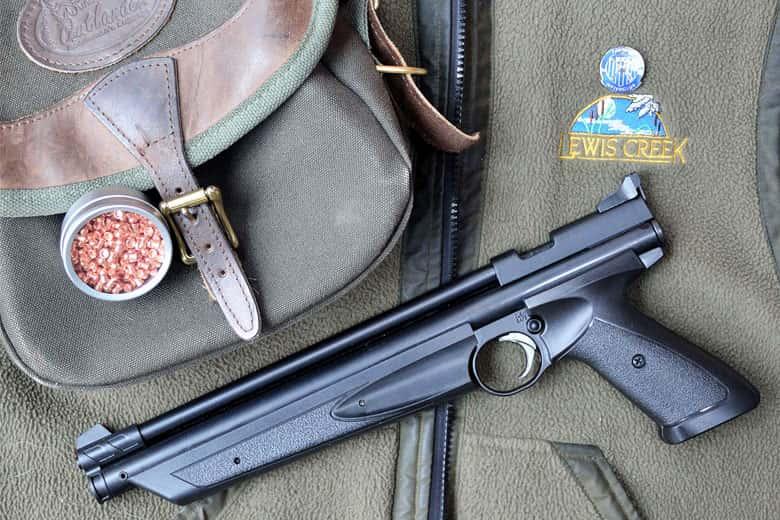 Пневматический пистолет crosman 1377c. фото №2