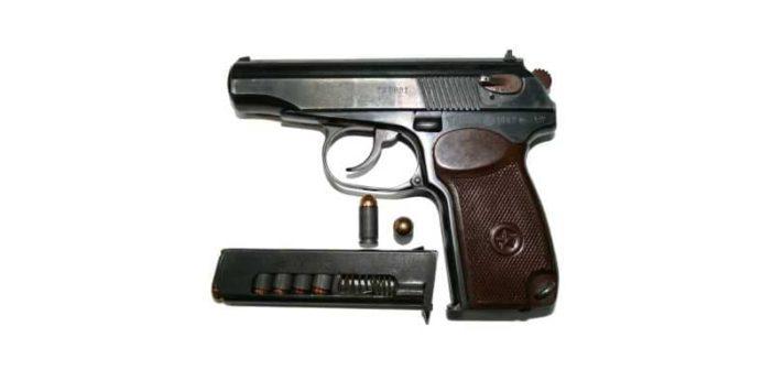 Пистолет Макарова. фото №4