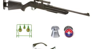 Мультикомпрессионная винтовка Crosman 525X Recruit
