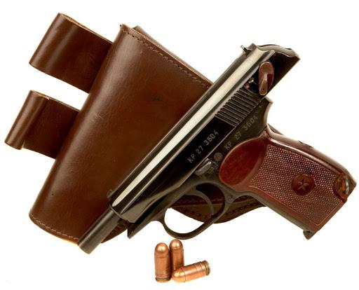 Пистолет Макарова. фото №2