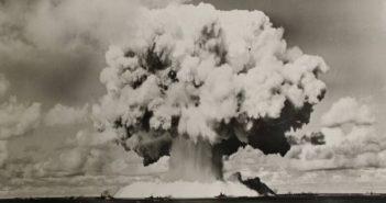 Ожоги при атомном взрыве