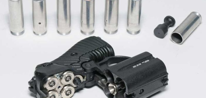 Пистолет «Оса»