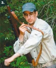 Как использовать оружейный ремень. фото №3