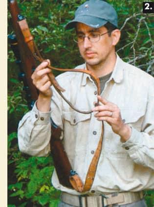 Как использовать оружейный ремень. фото №2