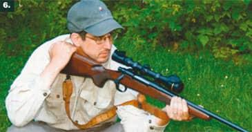 Как использовать оружейный ремень. фото №6