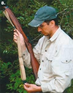 Как использовать оружейный ремень. фото №8