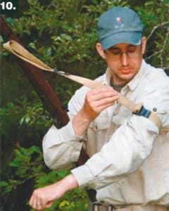 Как использовать оружейный ремень. фото №10