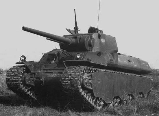 Тяжелый танк M6. фото №2